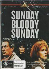 SUNDAY BLOODY SUNDAY - PETER FINCH & GLENDA JACKSON -  NEW & SEALED DVD
