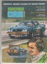 Racing Car News 1980 Mar Canstel Elfin Oran Park Baskerville Brazil GP DCOE Webb