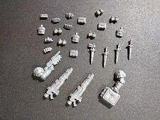 Warhammer 40k Militarum Tempestus Scion / Command Medi / Arms / Accessories Bits