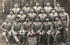 7556/FOTO ORIGINALE 9x13cm, soldati paese TORRE rekr. metterà. batl 4. 11 kom.1915