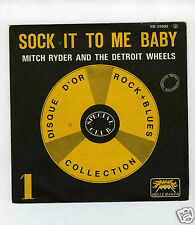 45 RPM SP MITCH RYDER AND THE DETROIT WHEELS