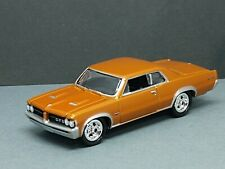 1964 '64 PONTIAC GTO COLLECTIBLE 1/64 SCALE LIMITED EDITION TRI-POWER MUSCLE CAR