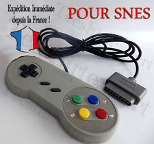Manette de jeu compatible console Super Nintendo SNES ( GEEK RETRO)