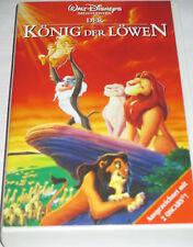 Walt Disney - Der König der Löwen - VHS/Zeichentrick/Holo