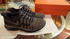 2013 Mens Nike Air Free Trainer Weave Black and Grey Size 9.5 Used