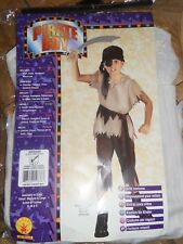 PIRATE BOY FANCY DRESS COSTUME RUBIES  AGED 5 - 7  YEARS MED 3363