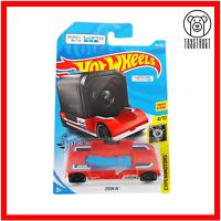 Zoom In Experimotors Series Hero 5 Session 4/10 103/250 by Hot Wheels Mattel