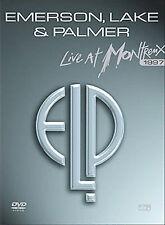 Emerson, Lake  Palmer - Live at Montreux 1997 (DVD, 2004) BRAND NEW