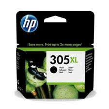 HP 305XL Cartucho de Tinta de Color Negro (3YM62AE#ABE)