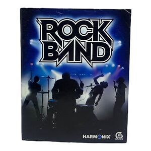 Genuine Rock Band Instruction Manual for Sony Playstation 3- Replacement