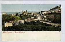 (Gy810-100) LAS PALMAS, Gran Canaria, Spain c1910 VG-EX