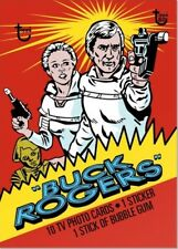 2018 Topps 80th Anniversary Wrapper Art Card #68 - 1979 Buck Rogers