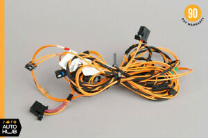 04-06 Mercedes W215 CL500 CL55 Fiber Optical Cable Wiring Harness 2155408206 OEM