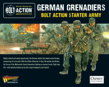 German Grenadiers Starter Army Bolt Action Warlord Games 28mm SD