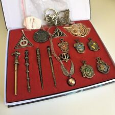 Harry Potter wand Magical wands rings necklace decorate Xmas Gift cosplay game