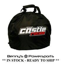 Castle Racing Standard Helmet Bag Carry Case Motorcycle Snowmobile Offroad ATV