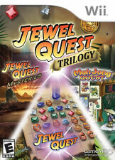 Jewel Quest Trilogy WII New Nintendo Wii, Nintendo Wii