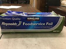Kirkland Reynolds Premium Foodservice Aluminum Foil 12x10.75