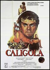 CALIGOLA MANIFESTO CINEMA TINTO BRASS HELEN MIRREN EROTICO 1976 MOVIE POSTER 4F