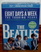 THE BEATLES-EIGHT DAYS A WEEK-THE TOURING YEARS-EDICION ESPECIAL-2 BLU-RAY-NUEVO