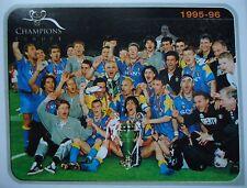 21 Champions of Europe 1955 - 2005 Finale 1995-96 Juventus Turin Ajax Amsterdam