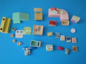 CALICO CRITTERS TOY SHOP ACCESSORIES