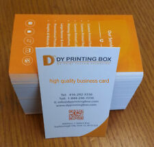 *FREE SHIPPING |500 Business Cards 2 Sides Printing and Free Artwork Approval *