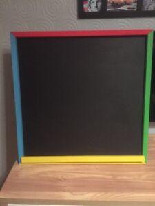 Garden Chalkboard.... Square 60x60cm ... Children's Toys Outdoo