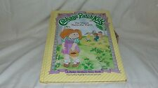 1984 CABBAGE PATCH KIDS THE SHYEST KID IN THE PATCH BOOK