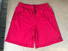 And1, Men'S Basketball Shorts Red size 2Xl