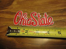 OHIO STATE 5 INCH PATCH SWEET IRON ON