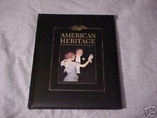 AMERICAN HERITAGE Apr 85 1920s ADVERTISING Geo. Inness THIRD REICH Cable Cars