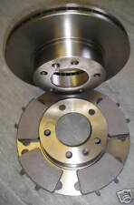RENAULT MASTER FRONT BRAKE DISCS AND PADS 2001-2010 ALL MODELS-NEXT DAY DELIVERY