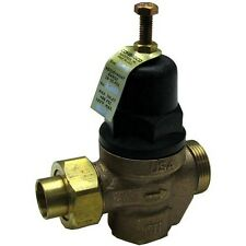 PRESSURE REDUCING VALVE 3/4 FPT & UNION THD 25-75 PSI for Hubbell Booster 561263