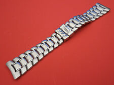 EBEL ALL STEEL 1911 VOYAGER DISCOVERY CHRONOGRAPH 6524CH 22MM BAND BRACELET