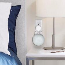 Google Home Mini Equipment Wall Outlet Mount for Intelligent Speaker White