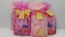 10 x Girls Pre Filled / ready made PRINCESS Party Bags Birthday & Parties