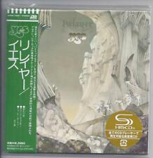 YES relayer Japon MINI LP CD SHM Papersleeve CD Roger Dean WPCR - 13521 New