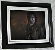 A964LP3M LUKE PASQUALINO SIGNED  MUSKETEERS  FRAMED GUARANTEED AUTHENTIC