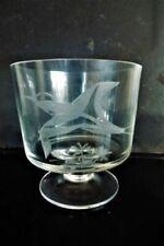 Bowl Elegant Glass Art Glass