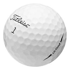120 Titleist Pro v1 2018 完好质量二手高尔夫球 AAAAA * 销售 ! *