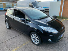 2008 Ford Fiesta zetec 1.25 petrol salvage unrecorded black 114k