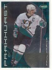 2001-02 Parkhurst Hockey Cards 1-250 Pick From List