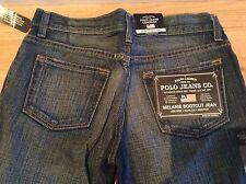 Ralph Lauren Women's Polo Jeans Melanie Bootcut Size 27X32