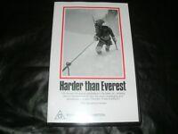 HARDER THAN EVEREST VHS PAL VIDEO~