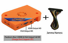 New Pandora's Box 5 960 in 1 Arcade Version Orange Jamma Game Board Hdmi / Vga