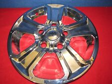 TOYOTA 18 INCH 5 SPOKE CHROME HUBCAP/WHEEL COVER