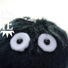 TOTORO BLACKIE PELUCHE chihiro Susuwatari dust Miyazaki studio ghibli