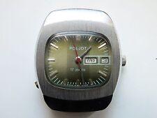 Vintage Poljot (Полёт) 17 Jewels USSR Mechanical Watch. Runs Perfectly.