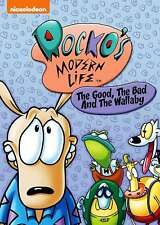 New: Rocko's Modern Life - The Good, The Bad & The Wallaby DVD [14 Episodes]